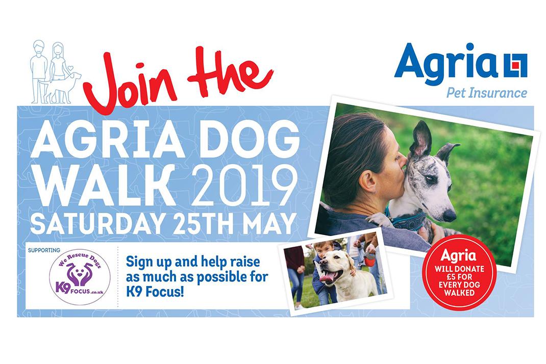 Agria Dog Walk | K9focus