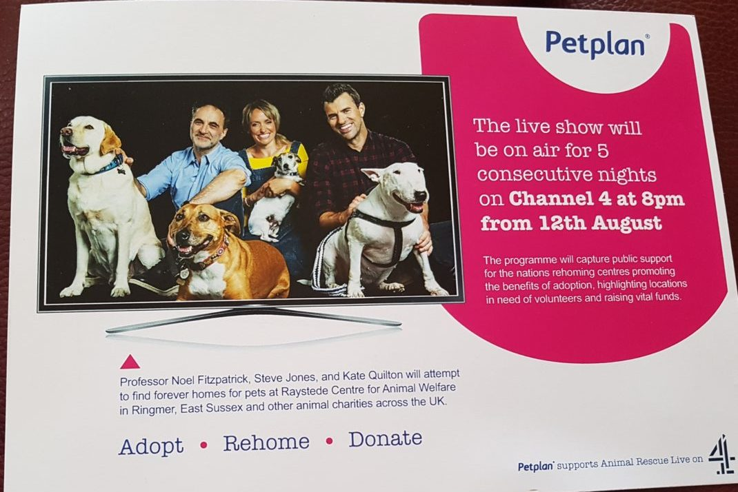 Animal Rescue Live is back!